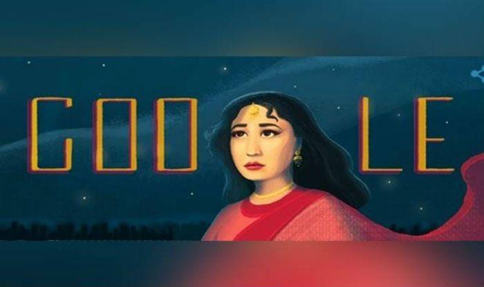 Meena Kumari 85th Birthday: Google Doodle Honours The Tragedy Queen