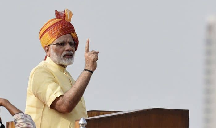 Independence Day 2018: PM Narendra Modi to Address Nation From Red Fort; Security Beefed up in Delhi
