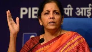 Rafale Row: Congress Running a Smear Campaign Against BJP, Will Fight The Perception Battle, Says Nirmala Sitharaman