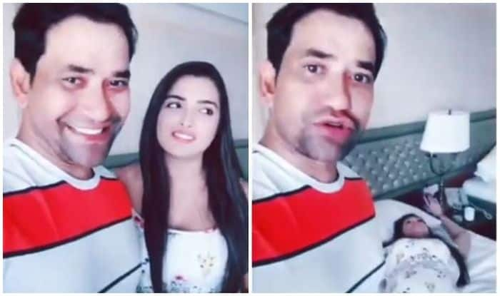 Bhojpuri Hot Rumoured Couple Amrapali Dubey And Dinesh Lal Yadav Aka Nirahua Are Winning The Internet With This Video, Watch