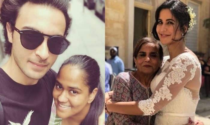 After Arpita Khan Sharma Deletes Katrina Kaif's Picture with Salman Khan's Mother, Aayush Sharma Discloses The Reason