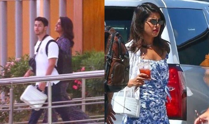 After Engagement, Priyanka Chopra And Nick Jonas Enjoy Short Vacation in Mexico, See Pics