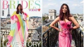 Aishwarya Rai Bachchan Looks Smoking Hot in Pink Gown, Check Pic