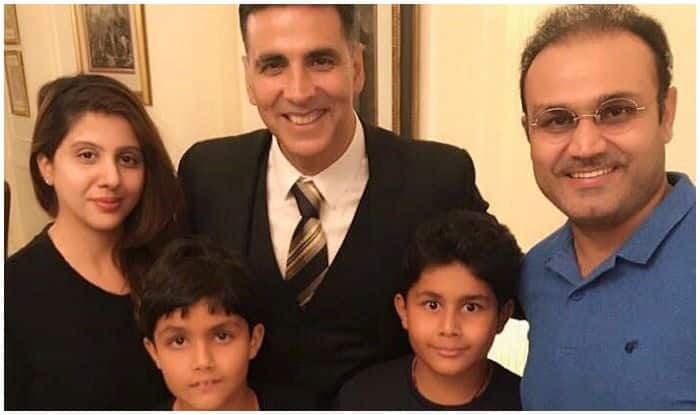 Gold Special Screening: Virender Sehwag Applauds Akshay Kumar, Mouni Roy And The Entire Cast For Their 'Wonderful' Performances