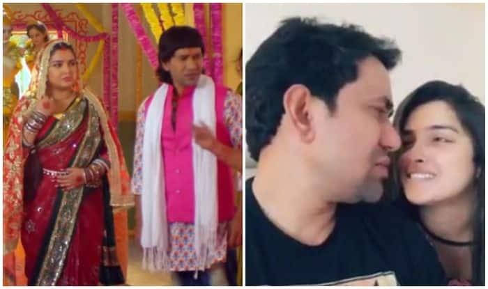 Bhojpuri Hot Rumoured Couple Dinesh Lal Yadav Aka Nirahua And Amrapali Dubey's Wedding Video From a Film Goes Viral, Watch