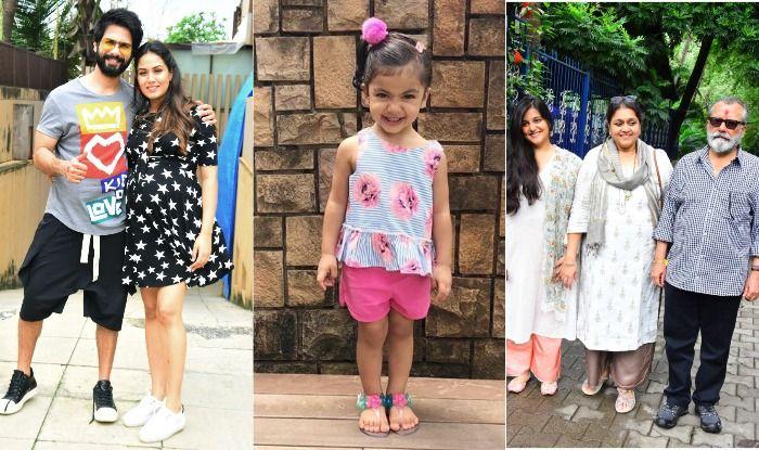 Shahid Kapoor And Mira Rajput Celebrate Daughter Misha's Birthday (Inside Pics)