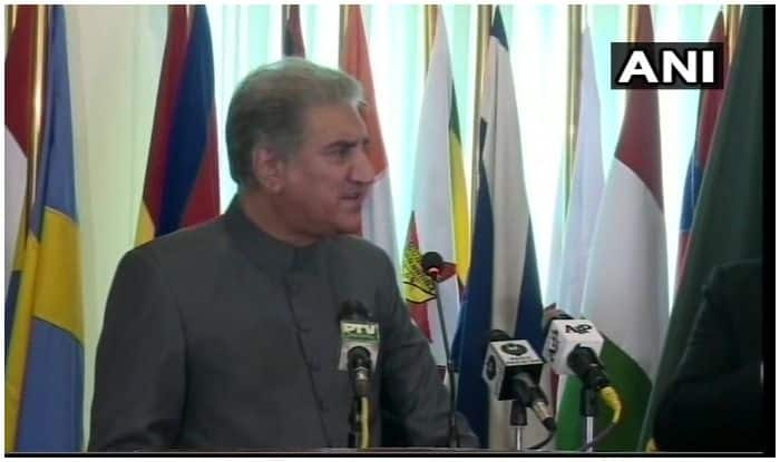 Turkey to Support Pakistan on Kashmir: Qureshi