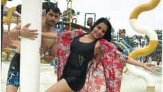 Bhojpuri Bombshell And Nazar Actress Monalisa Looks Sizzling Hot in Black Swimwear as She Shares Throwback Pics With Hubby Vikrant