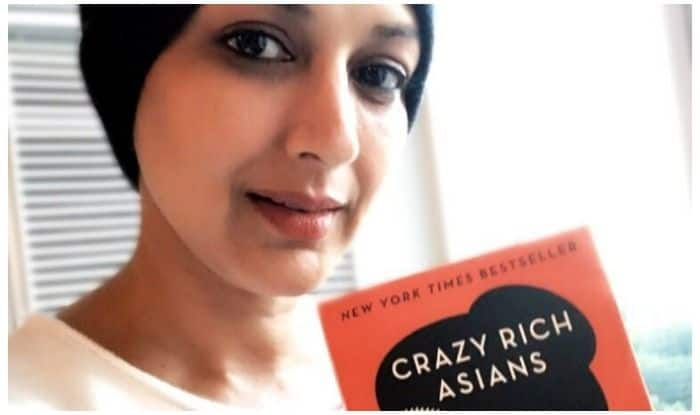 Sonali Bendre, Undergoing Cancer Treatment, is Reading This Book to Keep Herself Busy (Pic Inside)