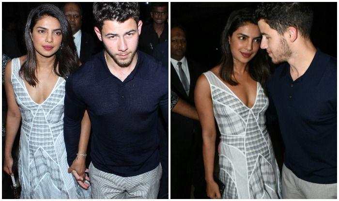 Ahead of Engagement, Priyanka Chopra And Nick Jonas go on a Romantic Dinner Date, See Pics