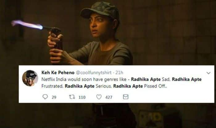 Netflix Trolls: Radhika Apte Gives an 'Apt' Response to Trolls For Her Omnipresence, Watch Video
