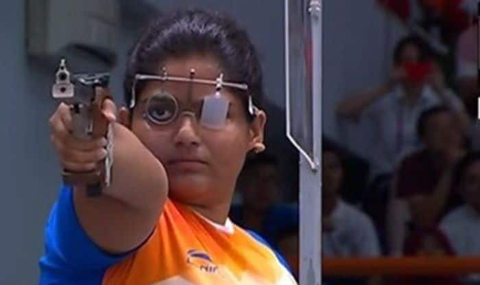 Asian Games 2018: Rahi Sarnobat Wins Gold in 25M Pistol Event, Manu Bhaker Misses Out