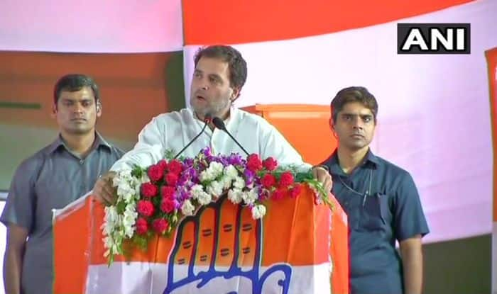 Rahul in Bidar: I Dare Centre to Provide Half of Karnataka's Loan Waivers