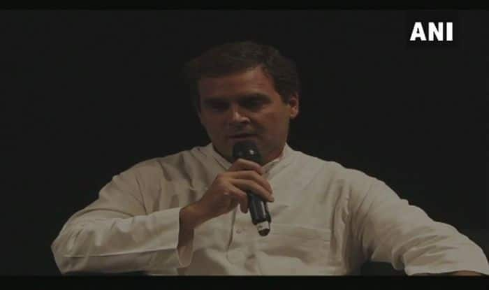 Rahul Gandhi in Germany: 'PM Was Making Hateful Remarks at me, I Showed Affection'