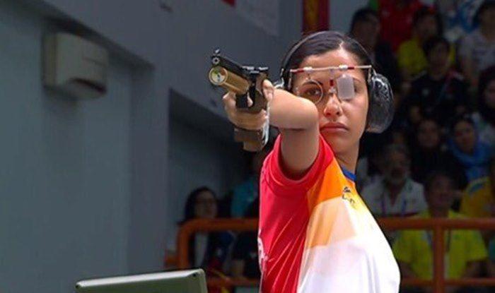 Asian Games 2018: Heena Sidhu Wins Bronze in 10m Air Pistol, Manu Bhaker Misses Out