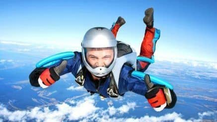 5 Best Skydiving Destinations in India