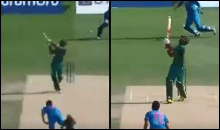 Asia Cup 2018: India vs Pakistan 5th ODI: Bhuvneshwar Kumar Double Blow Rocks Pakistan, Scalps Iman-ul-Haq, Fakhar Zaman — WATCH