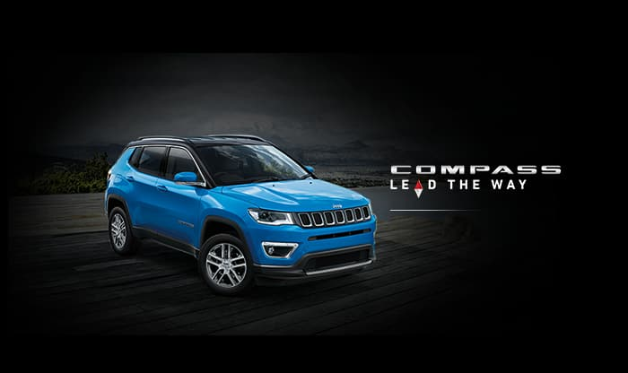 Jeep Compass 2017 Bags Around 4000 Bookings Ahead of its India Launch; Price in India, Specs, Features