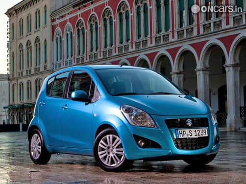 Suzuki launches updated Ritz in UK; India launch to follow soon