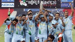 September 24, 2007: 11 Years Ago, MS Dhoni & Co Lifted The Inaugural World T20 Trophy Defeating Arch-Rival Pakistan in Pulsating Final