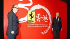 Ferrari celebrates 30th anniversary in Hong Kong with a record-breaking parade