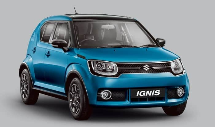 Maruti Suzuki Ignis Alpha AMT launched; Price in India starts at INR 7.01 lakh