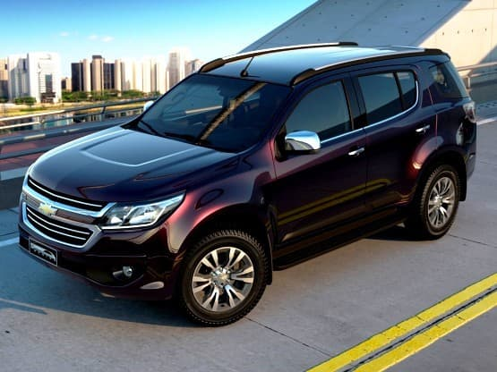 2016 Chevy Trailblazer >> Next Generation 2016 Chevrolet Trailblazer Facelift Showcased In