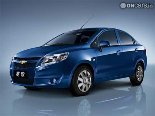Live: Chevrolet Sail launch in India