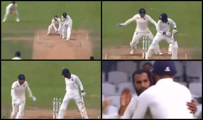 India vs England 5th Test Kennington Oval: How Adil Rashid Bamboozled Centurion KL Rahul For 149 — WATCH
