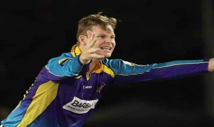 Caribbean Premier League 2018: Barbados Tridents' Steve Smith Ruled Out After Side Strain