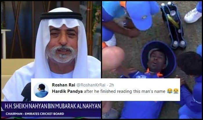 Asia Cup 2018, India vs Pakistan: Emirates Cricket Board's Sheikh Gets Roasted on Social Media, 10 Hilarious Memes — SEE