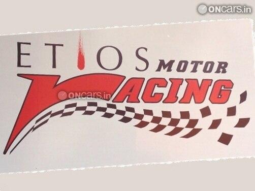 Exclusive Toyota Etios Motor Racing Logo Revealed India Com