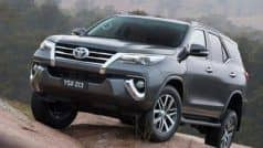 New Toyota Fortuner 2016 Launching this year