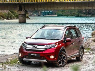 Honda Banking on BRV to achieve double digit growth
