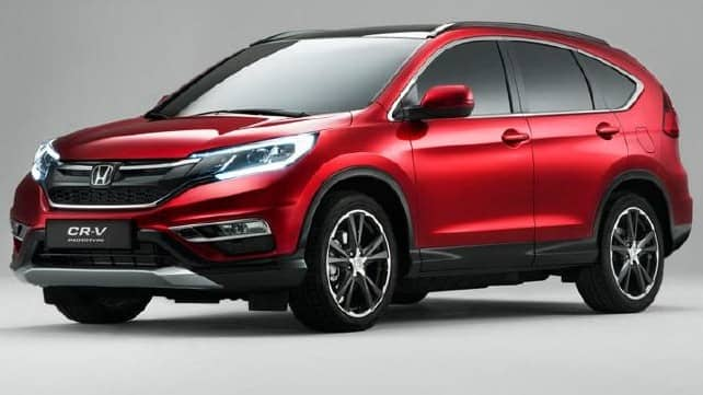 Honda CR-V to come with a diesel engine soon