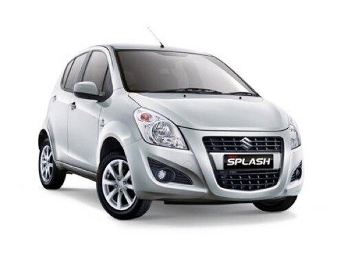 Suzuki launches Ritz in Indonesia