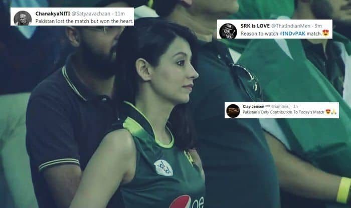 Asia Cup 2018, India vs Pakistan 5th ODI: When a Pakistani Girl Became The New Crush of Indian Fans After Rohit Sharma's Team Beat Pakistan by 8 Wickets — PICS