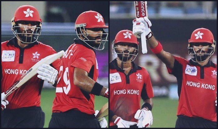 Asia Cup 2018: India vs Hong Kong 4th ODI: Anshuman Rath-Nizakat Khan Break 17-Year-Old Record toRegister Highest ODI Partnership For Associate Nationvs India