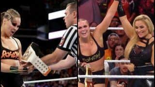 WWE Star Ronda Rousey Wows Hell in a Cell Fans With THIS Tiny Gesture After Clash With Alexa Bliss: 'She is a Natural' — WATCH