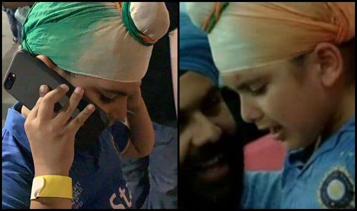 Revealed! Identity of Crying Indian Kid During Asia Cup 2018 & His Convo With Bhuvneshwar Kumar Ahead of Bangladesh Finals — WATCH
