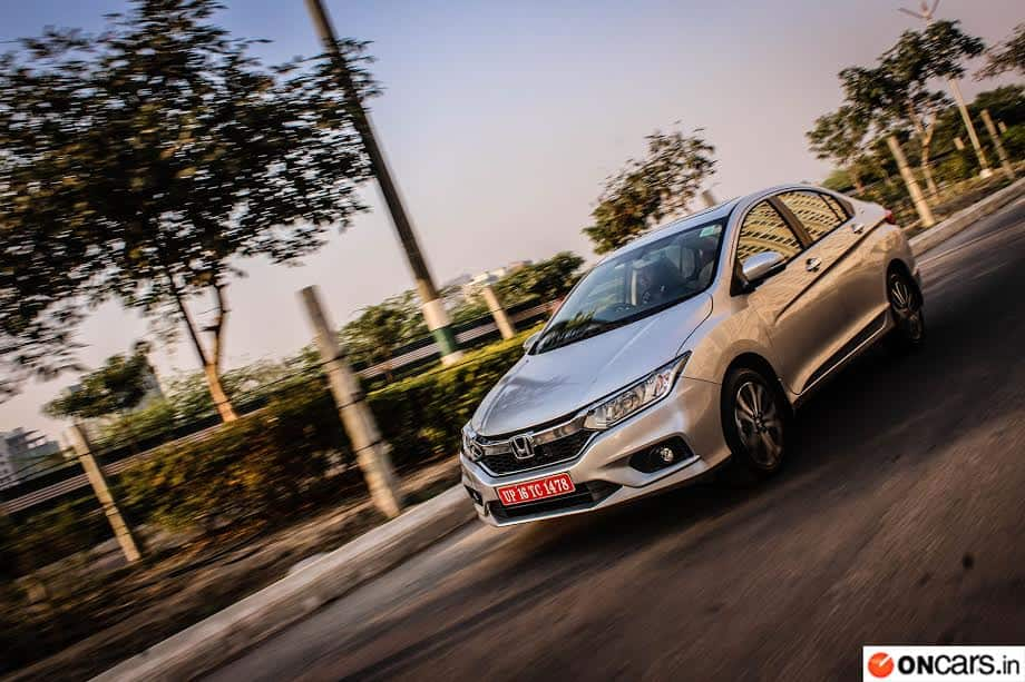 Honda City ZX variants command a 3 month waiting period