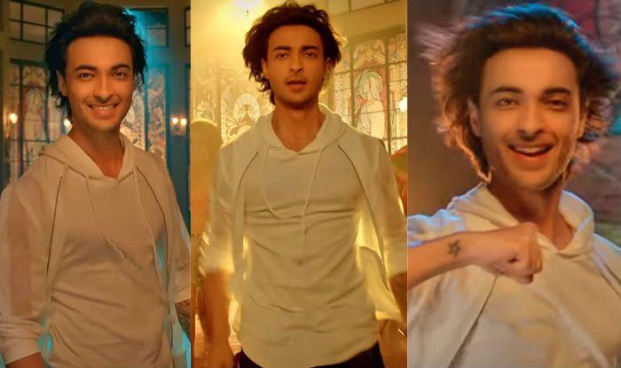 Loveratri New Song Rangtaari Has Aayush Sharma Showing Some Crazy Dance Skills; Watch Video
