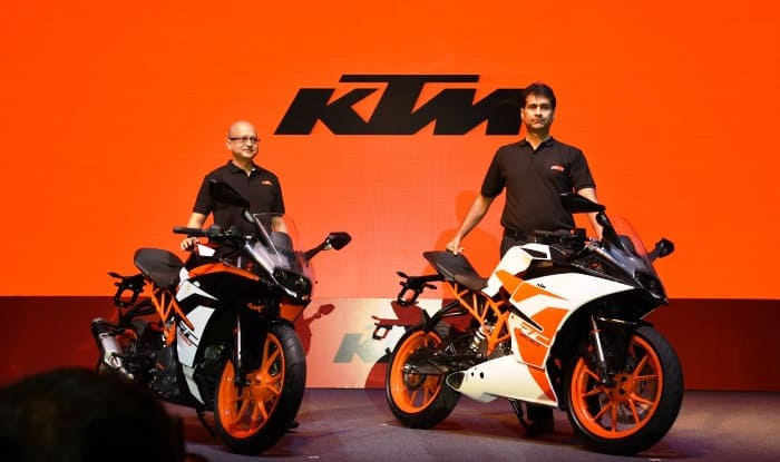 2017 Ktm Rc 390 Ktm Rc 200 Launched Price In India Starts From Inr 1 71 Lakh India Com