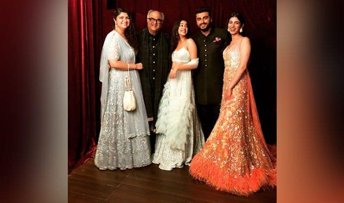 Arjun Kapoor Opens up About Bonding With Half-Sisters Janhvi and Khushi Kapoor After Sridevi's Demise