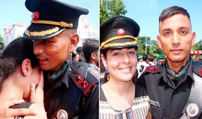 Indian Army Officer Proposes His Girlfriend During Graduation Ceremony at Officer Training Academy in Chennai – See Viral Pictures