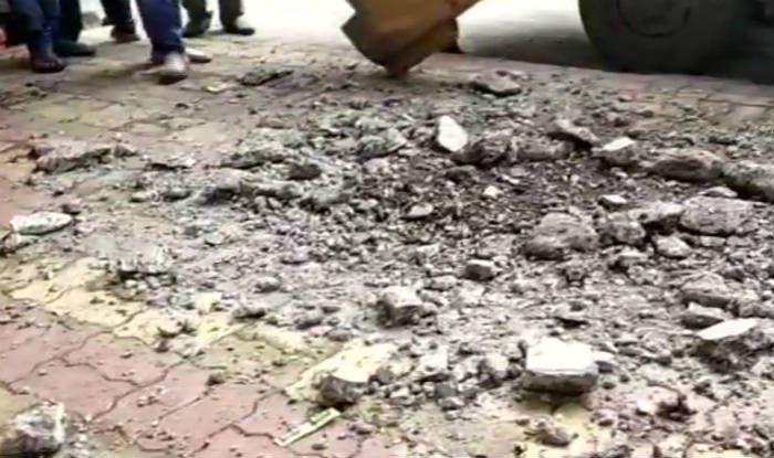 Thane: Portion of Rajiv Gandhi Bridge Collapses in Bhiwandi