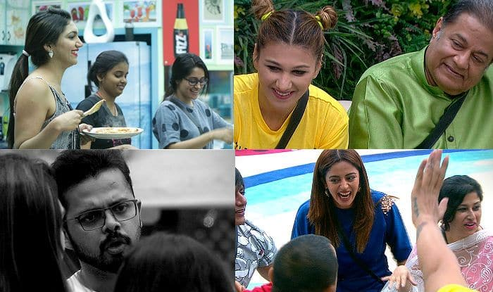 Bigg Boss 12 Day 3 September 19 Highlights: Sreesanth Creates Another Controversy, Dipika Kakar, Shrishty Rode Get Nominated