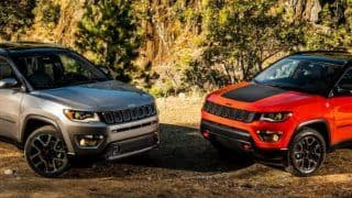 Jeep Compass brochure leaked ahead of India launch
