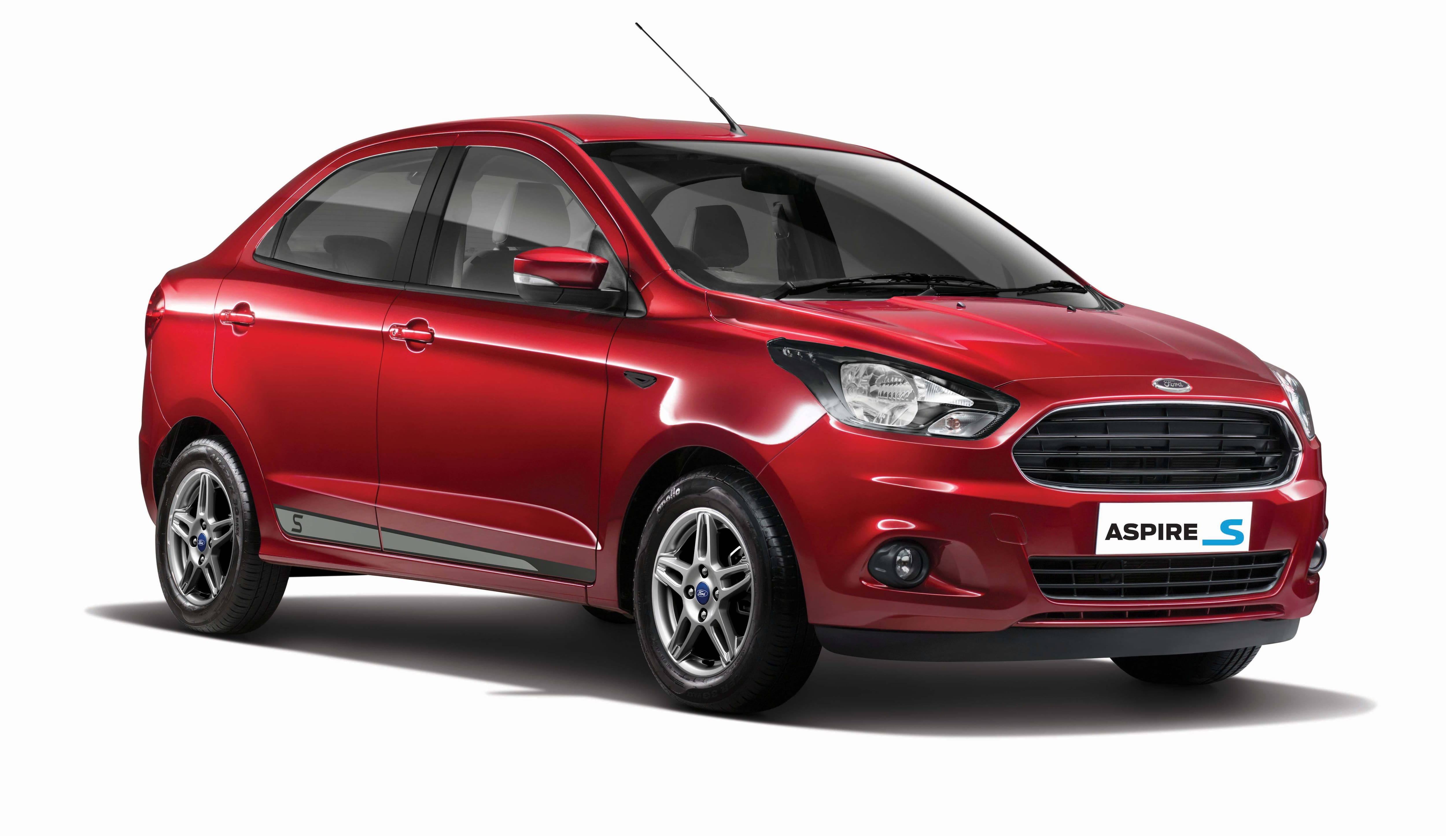 Ford Drives in New Aspire Priced at Rs 5.55 Lakh
