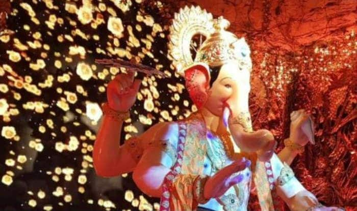 Ganesh Idol Lalbaugcha Raja